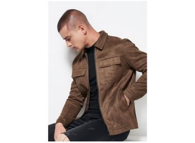 Xu hướng áo da nam 2019 lựa chọn hàng đầu hiện nay