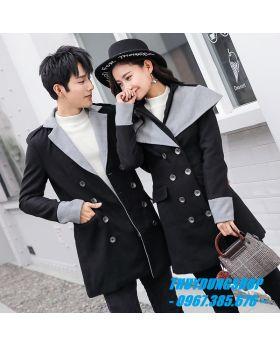 Áo khoác dạ đôi thời trang AC04
