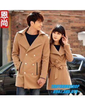 Áo khoác đôi nam nữ đẹp AC11