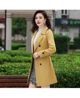 Áo măng tô nữ dáng dài cao cấp GMT08