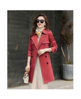 Áo khoác măng tô nữ sành điệu nổi bật GMT27