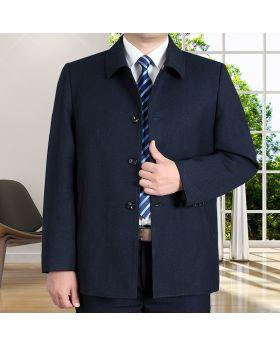 Áo khoác măng tô nam trung niên NMT01