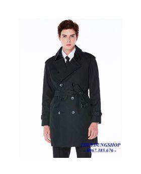 Áo khoác măng tô nam dáng dài trẻ trung lịch lãm đích thực thời trang nam NMT61