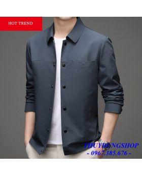 Áo khoác măng tô nam trẻ trung thời trang mới NMT74