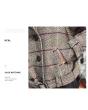 Áo khoác dạ nữ ngắn ấm áp GKD19