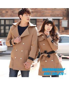 Áo khoác dành cho cặp đôi đang yêu AC07